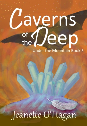 Caverns of the Deep Cover - New Release